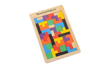Wooden Tetris Puzzle Brain Teasers Toy for Kids 7d64d0da-ea61-48e2-80d5-32571da2f8f3
