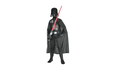 Rubies Costume Co 19110 Star Wars Darth Vader Standard Child Costume f4641e6c-9698-4394-8ec5-ee17ecb6052f