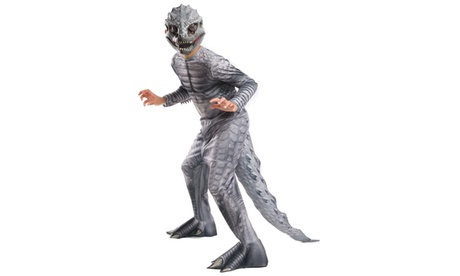 Jurassic World - Child Indominus Rex Costume ea3c5cb0-77f8-4b40-8862-11babfcd193a