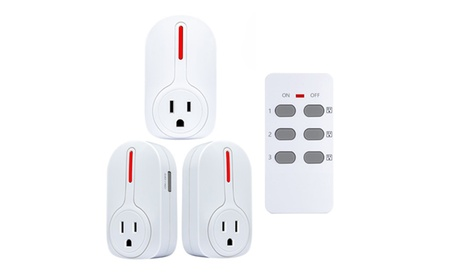 Kasonic Smart Home Remote Control Outlets for Household Appliances photo