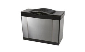 AIRCARE 4DTS 900 Console Humidifier for 3600 sq. ft. - Brushed Nickel