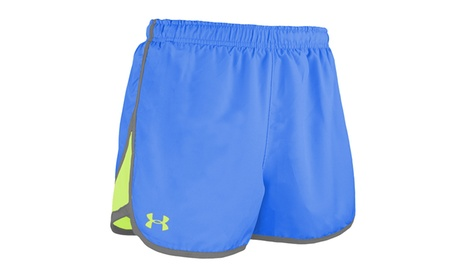 Under Armour Women's UA Running Shorts 2da393c6-0991-4acf-b589-313f5670173c