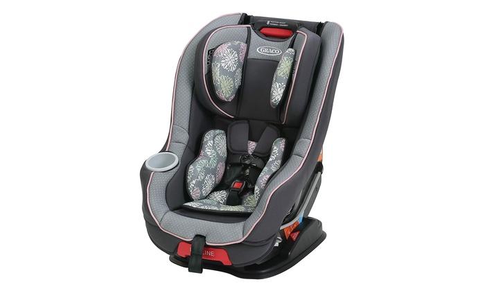 Graco Size4me 65 Convertible Car Seat Featuring Rapidremove Addison