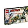 LEGO Ninjago Green Ninja Mech Dragon 70612 Building Kit 544 Piece