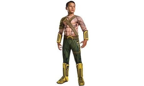 Batman v Superman: Dawn of Justice - Deluxe Aquaman Costume For Kids 8a0aa204-69b2-4ade-9ca7-e76a1361e31e