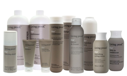 Living Proof No Frizz Shampoo, Conditioner, or Styling Cream