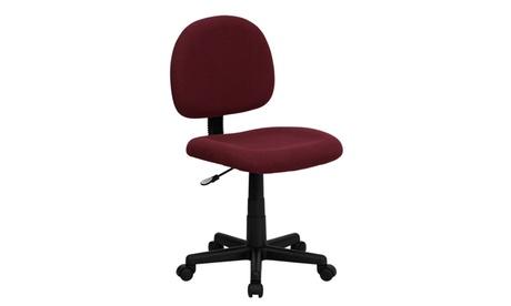 Low Back Fabric Swivel Task Chair 07752050-cebf-4c10-84b8-0364e55c416b