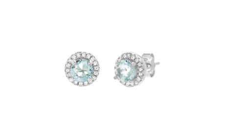 Sterling Silver CZ Post Earring 1fb7fa0e-f4cb-477d-912f-f3d88a8a6080