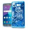 Samsung J7(2017) J727 Chrome Glitter Motion Case
