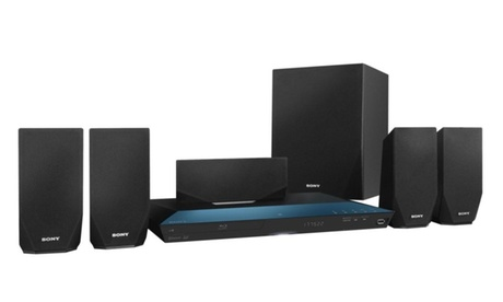 Sony 1,000W 5.1-Channel 3D Blu-ray Home Theater System (Manufacturer Refurbished) 3d376a25-f2e6-4c2b-aad0-03547d7cf631