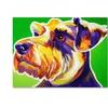 DawgArt 'Elroy' Canvas Art