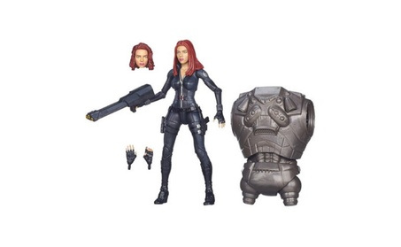 Captain America Marvel Legends Black Widow Figure 11dda159-7d66-4746-814d-8e3bbbfb6142