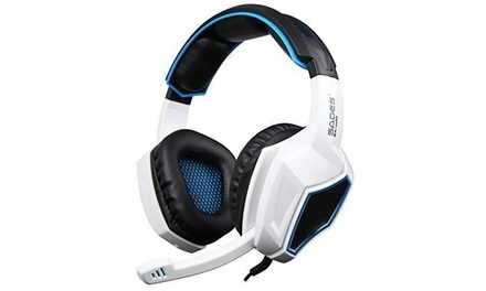 SADES SA-920 Stereo Gaming Headsets Headphones for PS4 Xboxone PC PS3 with MIC Was: $59.99 Now: $29.99.