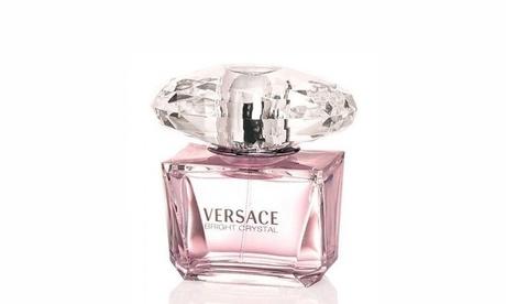 Versace Bright Crystal 3.0 oz Women's Eau de Toilette