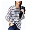 Women's Moderate Fashion Printed Pullover