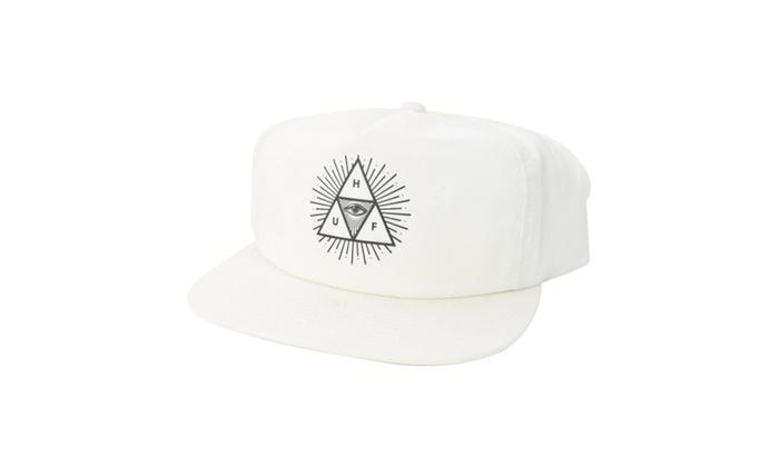 Triple Eye Snapback CAP One Size