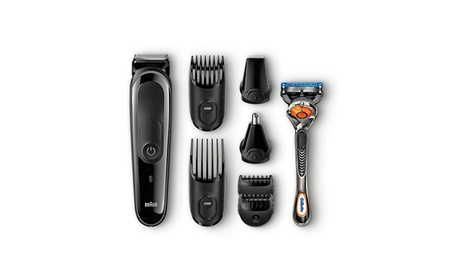 Men's Beard Trimmer Hair Grooming Kit Gift for him 647d994d-1638-4453-a97d-a4418b467046