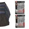Knocker Boy's Classic Plaid Boxer Shorts (6 Pack)