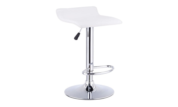 Super Up To 16 Off On Costway Modern Swivel Bar Stool Groupon Goods Theyellowbook Wood Chair Design Ideas Theyellowbookinfo