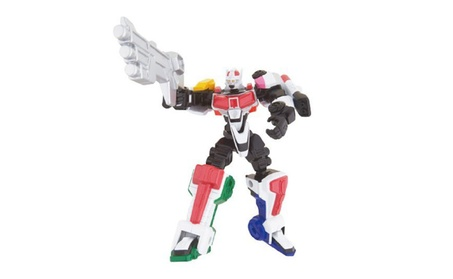 Power Ranger Samuria Retrofire SPD Delta Squad Megazord Action Figure d001a01e-c11c-434e-a8a0-361956d7ae34