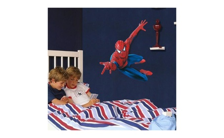 3D Spider-Man Wall Stickers Removable Mural Drawings Home Decor Decals cca11d15-1b5e-4e5c-b954-f6017318f53b