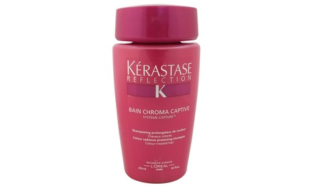 Kerastase reflection bain chroma captive shampoo shampoo for Kerastase reflection bain miroir 1 shampoo