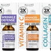 Alluxe Clinicals Anti-Aging Triple Strength Face Firming Kit (3-Piece)
