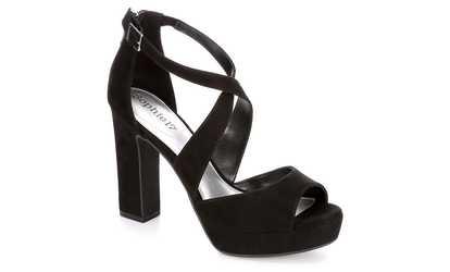 a49791fcb973 Shop Groupon Sophie17 Womens  Vanessa  Platform Sandals