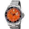 Akribos XXIV Men's Stainless Steel Quartz Bracelet Watch AKGP735