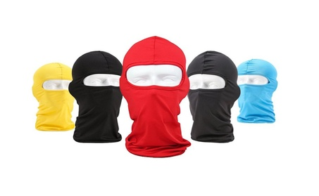 Motorcycle Cycling Ski Neck protecting Lycra Full Face Mask a376b4a0-9767-42d1-843d-fe034ea9934e