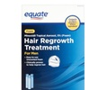 Equate Foam 5% Minoxidil Hair Regrowth 3-month Treatment for Mens