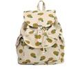 Pineapple Backpack College High School Bag