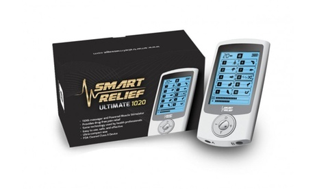 Smart Relief Ultimate 1020 TENS & EMS Unit for Electro Pulse Pain Relief Therapy a8fb39ae-e0a6-46ab-b8f1-31ff85ccf7ea