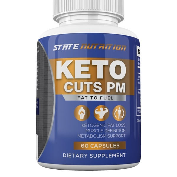 Up To 70 Off On Keto Cuts Pm Burn Fat Instead Groupon Goods