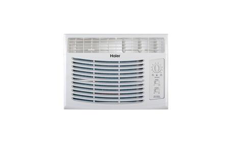 New Haier 5,000 BTU 115V;60Hz Mechanical Window Air Conditioner photo