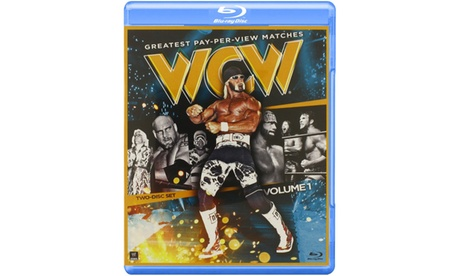 WWE: WCW's Greatest PPV Matches Vol. 1 (2-Disc) (Blu-ray) 66df28be-9de3-4508-a392-72bd257b62db