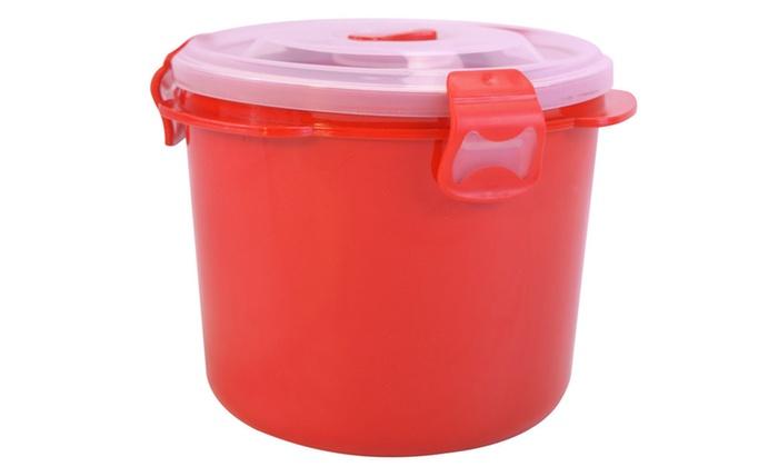 Frigidaire Round Storage Container Groupon