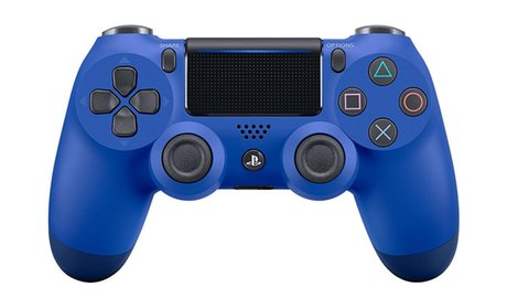 Sony DualShock 4 Wireless Controller - Wave Blue