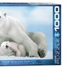 EuroGraphics Puzzles Polar Bear & Baby