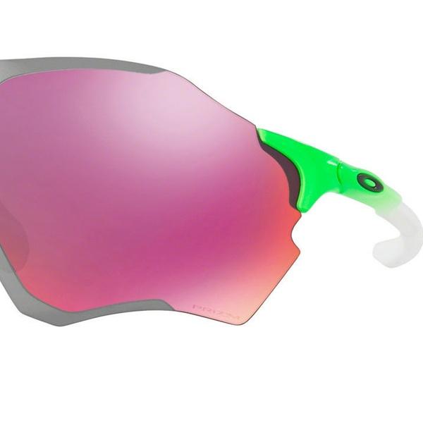 e1cbcb8b9df3 Oakley EVZero Range Men Sunglasses OO9327-09 Green Fade / Prizm Field