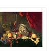 Jan Davidz de Heem 'Still Life' Canvas Rolled Art