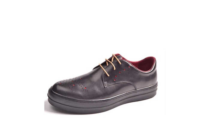 Men's Slip-On Solid Dress Shoes