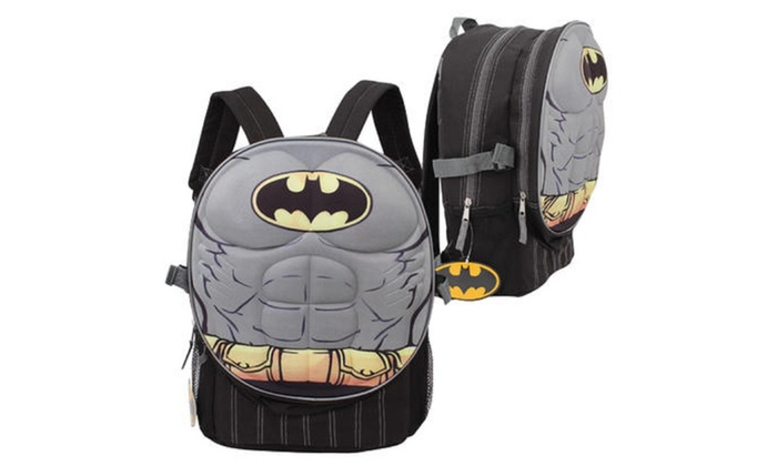 7c98974e80 Batman 3D Chest Backpack - 17