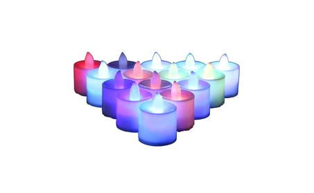 Electronic Candle Bulb Battery Operated Flameless LED Tea Light d3fa6cd4-385a-4f8f-b474-40b3844ba44f