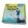 "Betts Buddy Quick Throw Net 3/8"" mesh Chartreuse"