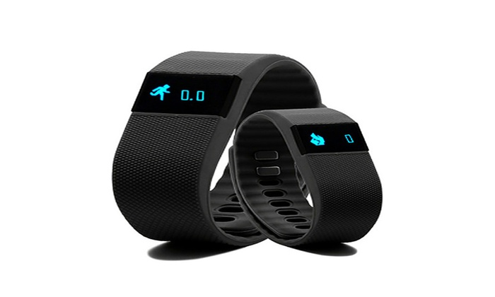Premium Fitness and Activity Bluetooth Tracker Watch