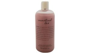 Philosophy Unconditional Love Shampoo Gel Unisex 16oz Shower Gel