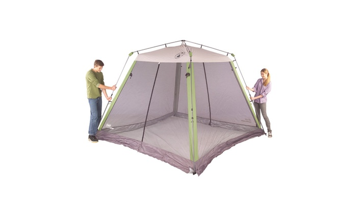 Coleman 10'x10' Instant Canopy/Screen House