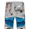 Men's Outdoor Dry Fast Stretch Lightweight 3/4 Active Shorts
