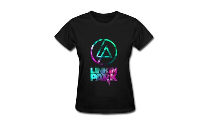 HIDALGO's store: Womens Linkin Park Perspective T-shirt